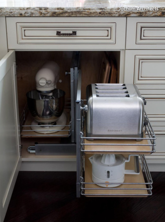 Kitchen Ideas 11 Neat Ways To Store Your Small Appliances