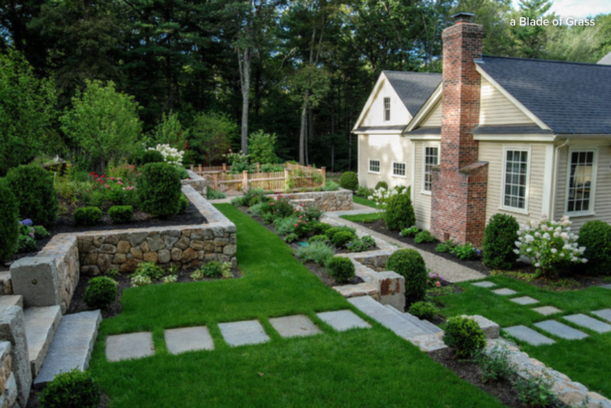 10 Creative Ways To Work With A Sloped Lot Bergdahl Real