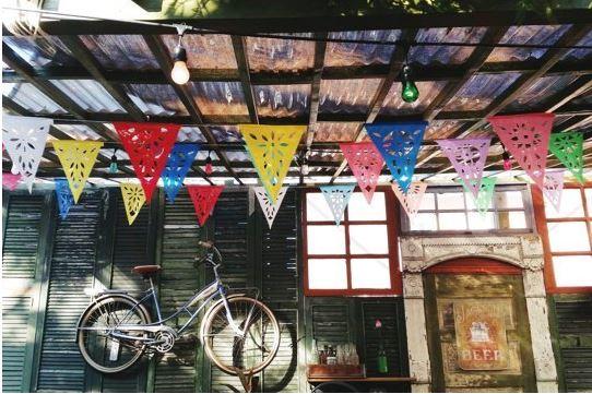 Casa Borrega in New Orleans, Louisiana