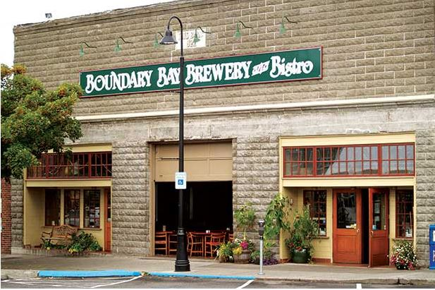 Boundary Bay Brewery and Bistro is one of the many breweries sprouting up in Bellingham—and where there are breweries, beer lovers are not far behind