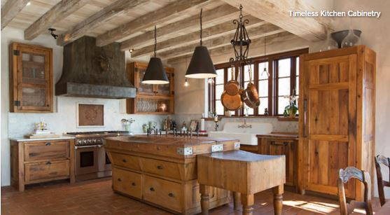 antique butcher block island  it u0027s likely that anyone who u0027s ever stepped foot in this pennsylvania kitchen has never forgotten it thanks so the early 1800s     15 unforgettable kitchen ideas  u2014 bergdahl real property  rh   redb com