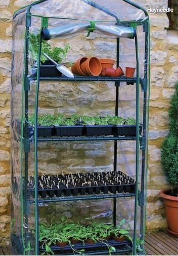 Gardman 4-Tier Mini Greenhouse - R687 - $40.44