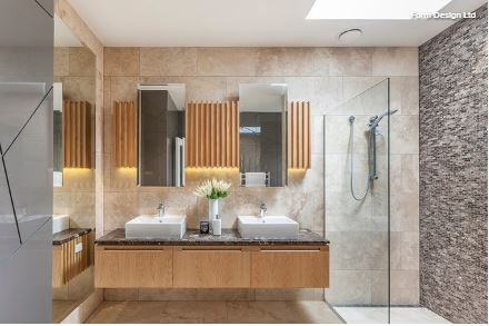 A Family Bathroom Neednt Look Like An Institution With Careful Planning And Subtle Future Focused Decisions You Can Create Enviable Spa Quality