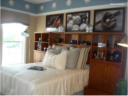 Cardel Homes Staff Used 1530 Baseballs To Create This Baseball Wall For A Tampa Bay Rays Fan Each Was Screwed Into Medium Density Fiberboard