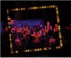 Cabaret comes to life at the Paramount. IMAGE: COURTESY JOAN MARCUS