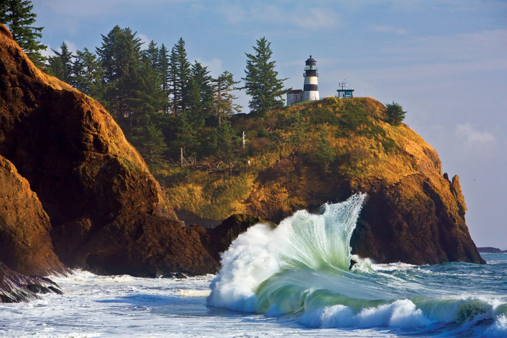 Cape Disappointment IMAGE: SHUTTERSTOCK/VIEWFINDER