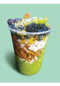 Healthy Bonez Beverage Company's Beast Mode Bowl