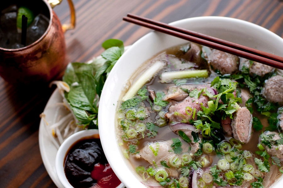 Image Credit:Geoffrey Smith Ba Bar's serious pho game wowed our readers.