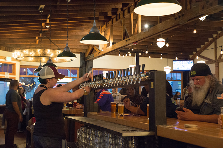 Beer Star is White Center's new beer mecca. Photo by Maria Billorou.