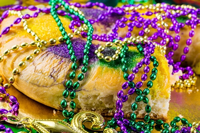 Whether you want to eat king cake or get decked out with beads and go dancing, there's a Mardi Gras event for you in Seattle.SHUTTERSTOCK.COM