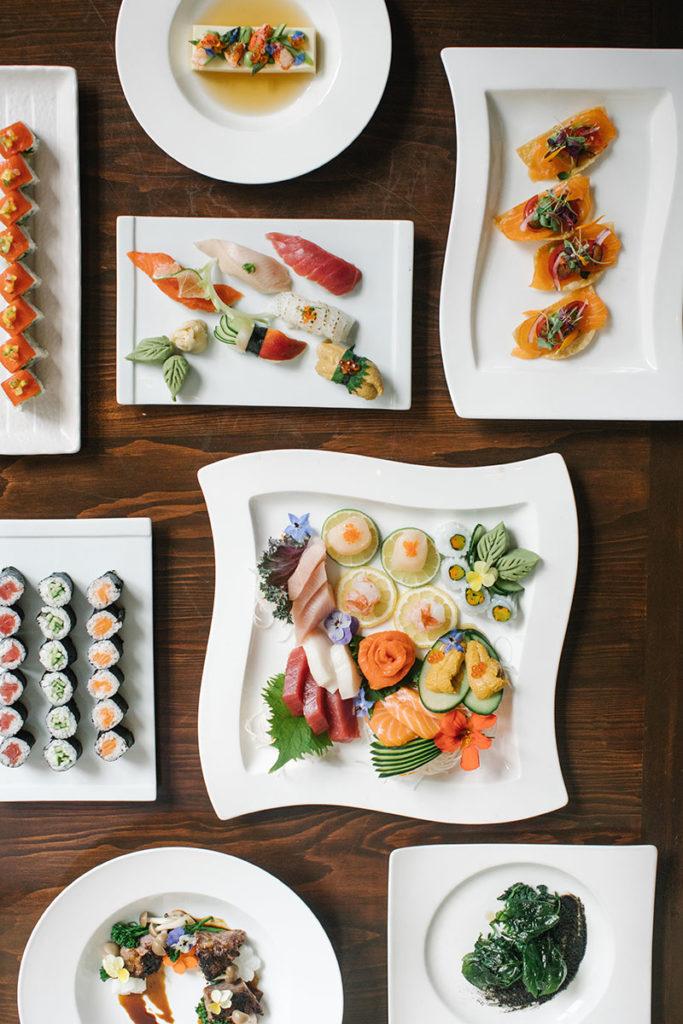 FLO Japanese Restaurant & Sake Bar. Photo by Connor Surdi