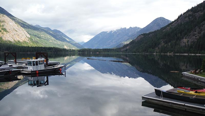 Lake Chelan. Photo byMatt Howry via Flickr