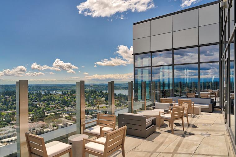 Image Credit:Suzi Pratt  Take it all in from Ascend's unreal new patio