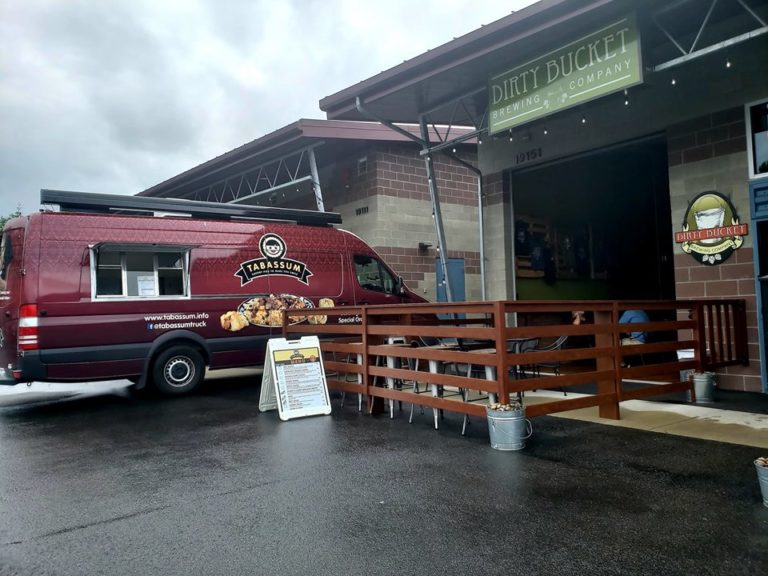 Photo courtesy  Dirty Bucket Brewing Company .