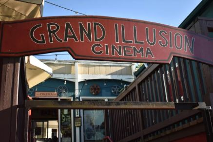 Seattle's oldest running independent theater.   IMAGE:  STEFAN MILNE