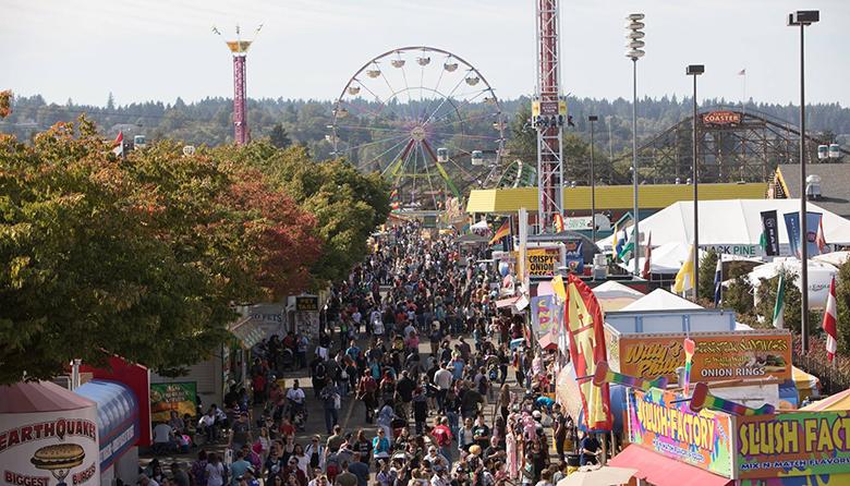 Photo via Washington State Fair Facebook page