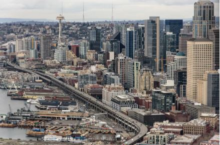 After more than 65 years in service, the viaduct will be torn down in early 2019.  IMAGE:  COURTESY WSDOT