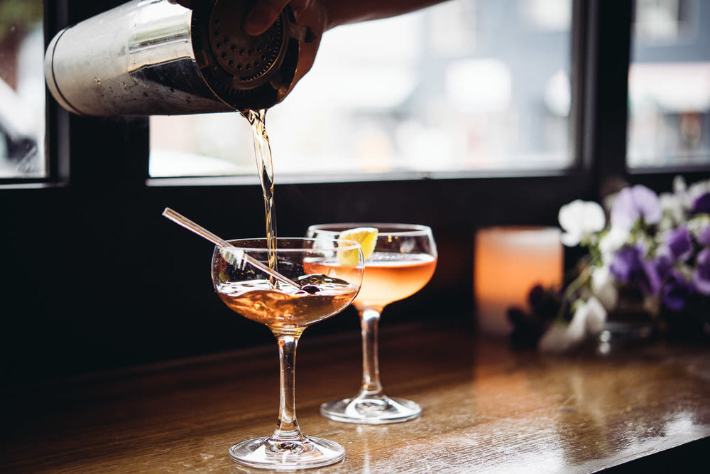 Grab a drink for you and your boo at Mkt. this Valentine's Day.  IMAGE:  GEOFFREY SMITH