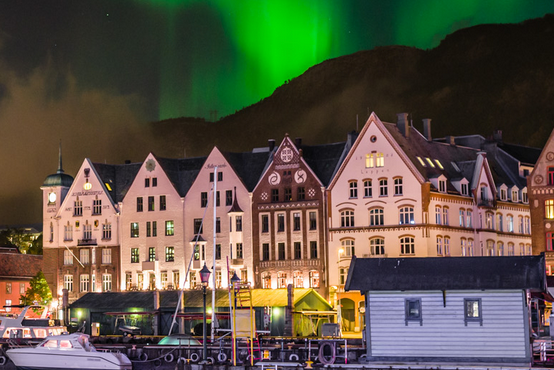 Norway July 12-18, 2015 Visit the land of Vikings, fjords, glaciers with Caltech alumni. Led by Caltech's Seismological Laboratory Professor Mark Simons.