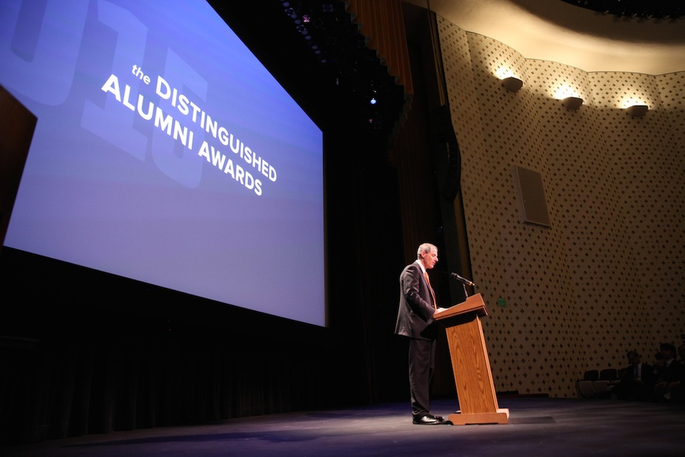 VIDEO Watch videos from the Distinguished Alumni Awards during the 78th Annual Seminar Day