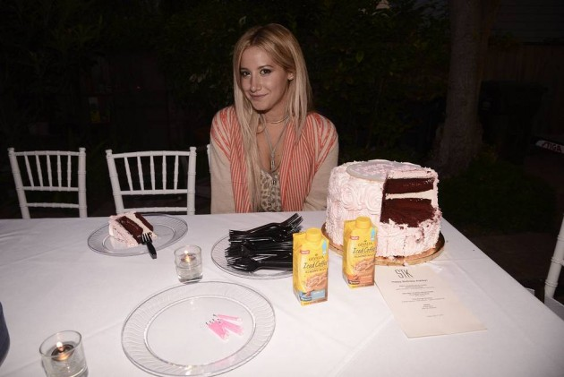 Ashley Tisdale's birthday!