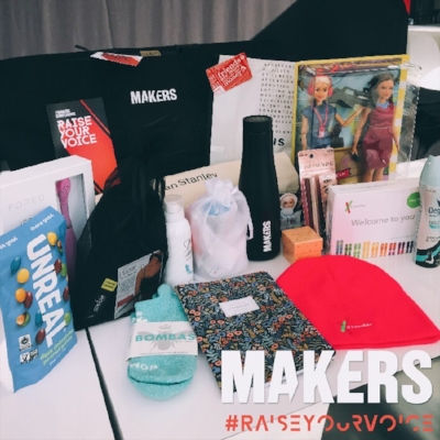 Makers Conference Gift Bags -