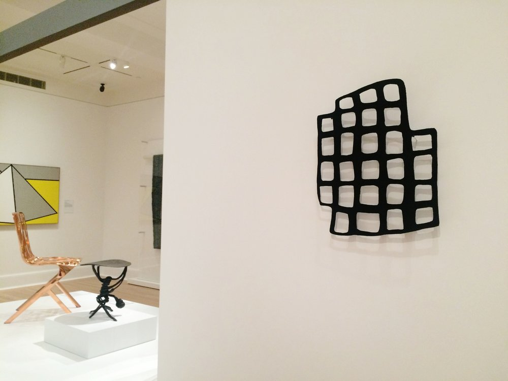 What Gives, 2014 on view at the RISD Museum