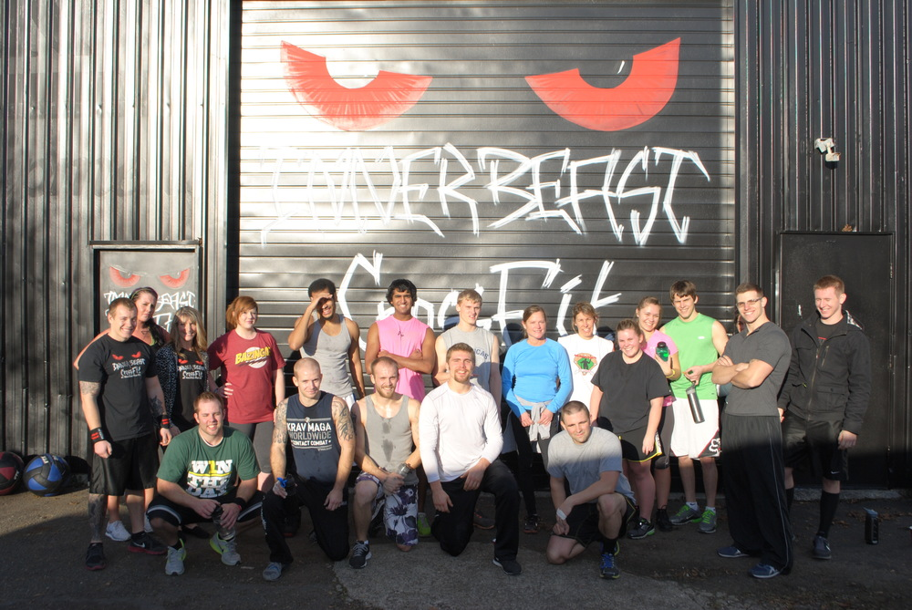 Opening Party Group WOD