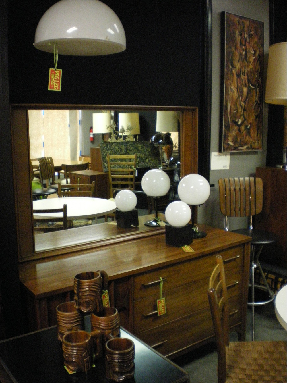 High Quality Peg Leg Offers Affordable Vintage Furnishings From Virtually Every Bygone  Era And Style. When You Visit Our Convenient Location In College Park  Maryland, ...