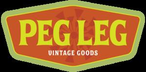 Peg Leg Vintage logo