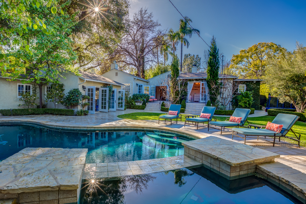 4828 OAKPARK AVE ENCINO, $1,499,000 - SOLD!