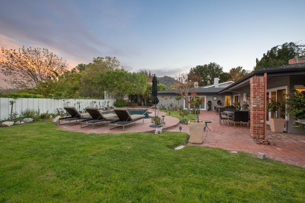 17058 STRAWBERRY DR., ENCINO, $1,893,000 - SOLD!