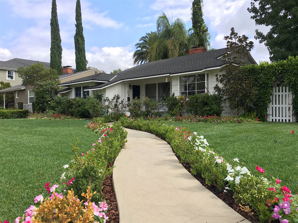 4600 SUNNYSLOPE AVE. SHERMAN OAKS - $1,065,000- SOLD!