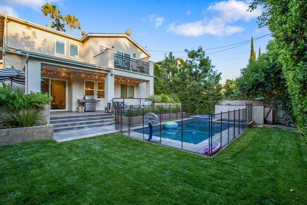 4827 TYRONE AVE., SHERMAN OAKS - $ 1,799,000 - JUST LISTED!