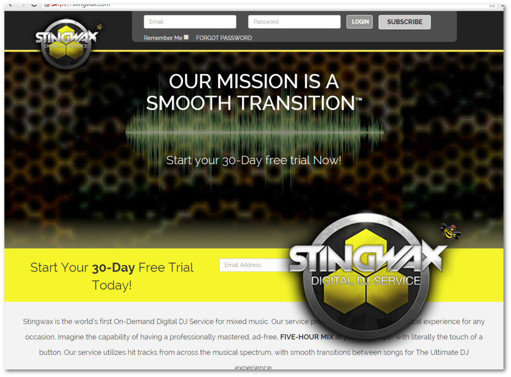 Stingwax DJ