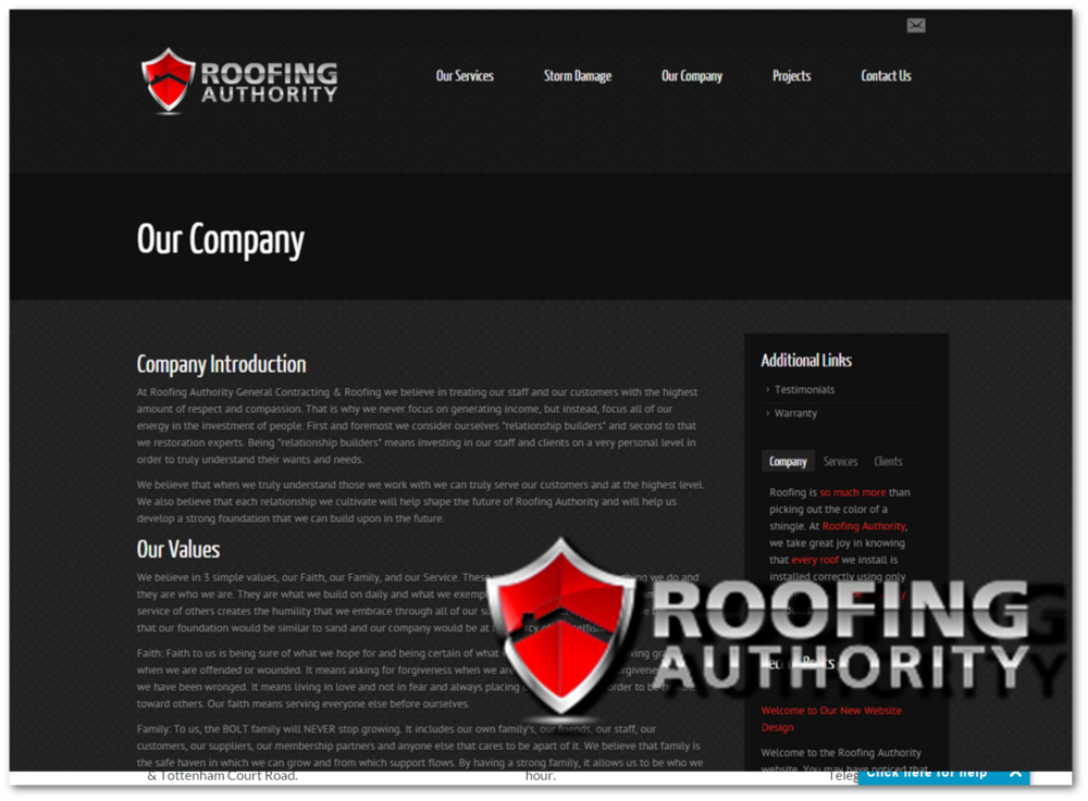 Roofing Authority