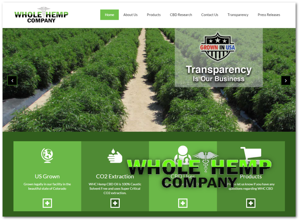 Whole Hemp Company