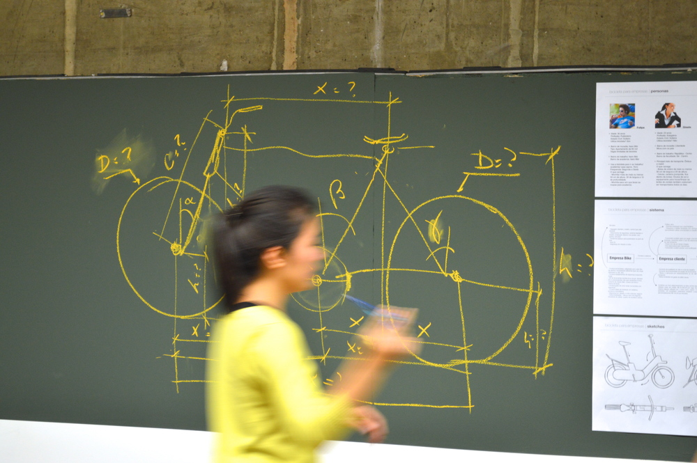 """Proportion Studies   Understanding what is a bike, what we can learn from it's proportion, how stability and performance can be improved for city-riding among other physics """"tricks""""."""