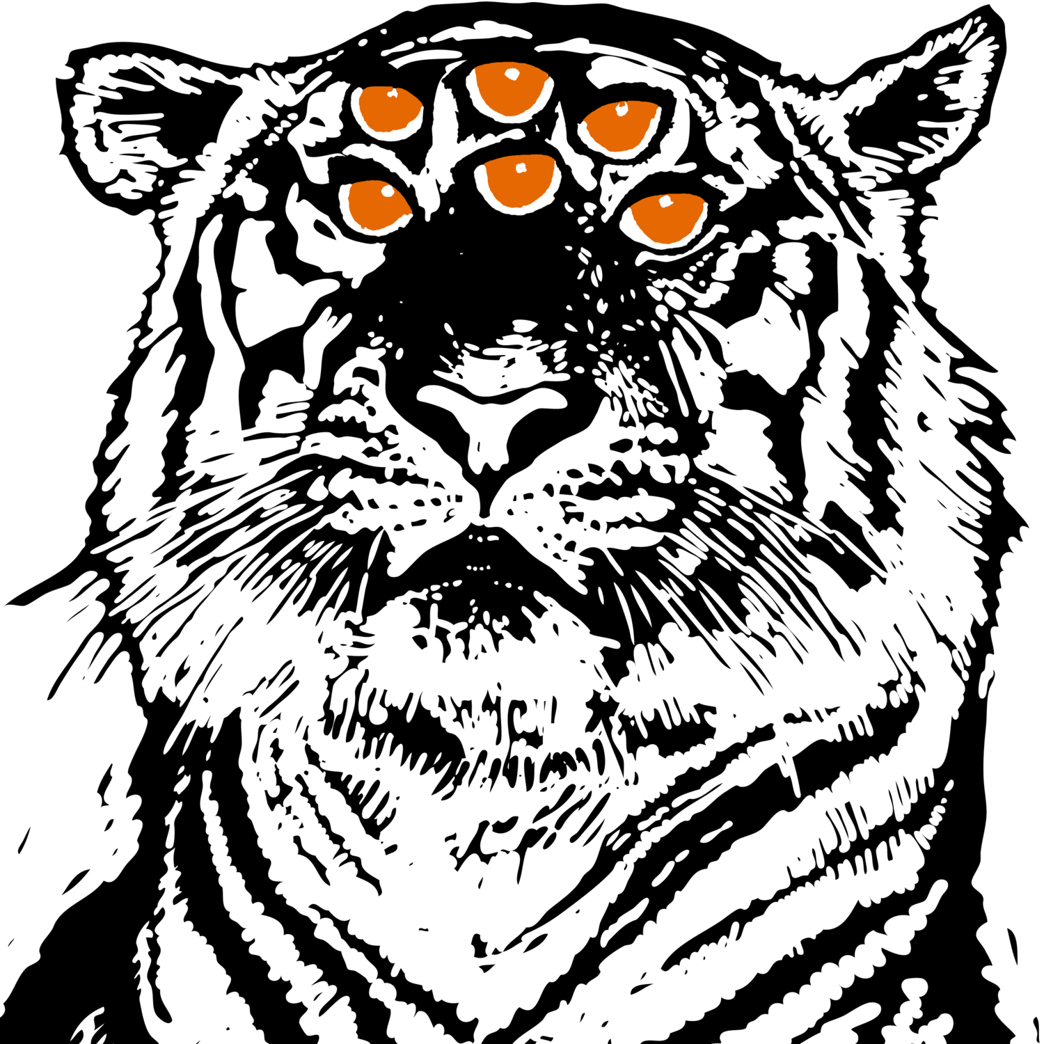 Hungry Tiger