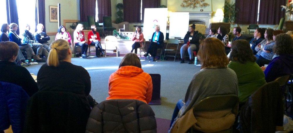 Community Training 2016