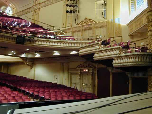 Utah Theatre Salt Lake City