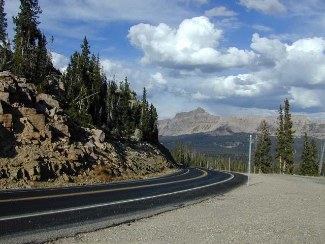 Mirror Lake Highway Utah Locations