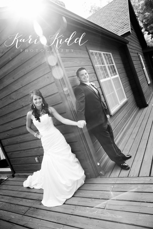 Mr. & Mrs. McReynolds Rogers / Lowell, Arkansas Photography - Northwest Arkansas Photographer