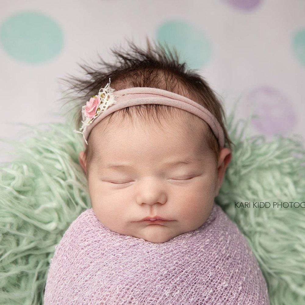 Northwest Arkansas Newborn Session Photography