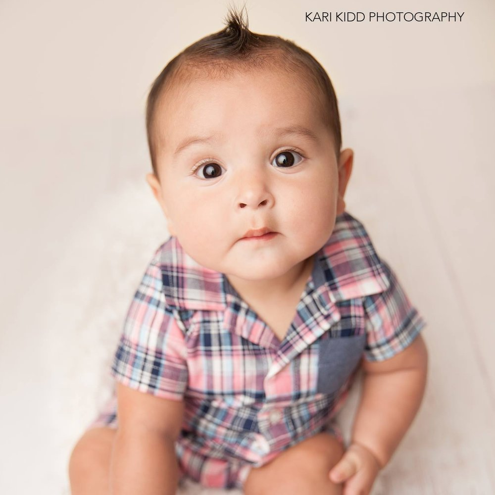 Northwest Arkansas Sitter Session Photography