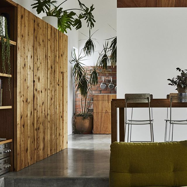 Visit dwell.com and @dwellmagazine to read a great piece on our Town House project—or collect an actual copy of the March/April issue! . . . Photos by @pippa_drummond  Art by @grantjackart . . #Dwell #NZarchitecture