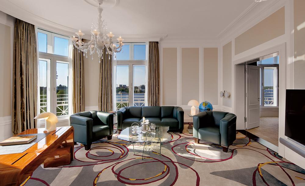 Hotel Atlantic Maßmanufakturen Alsterblick