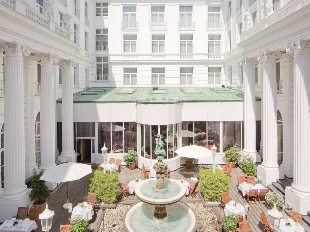Hotel Atlantic Maßmanufakturen Atrium