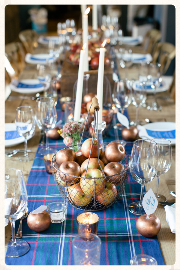 Click here to check out the entire feature: Late Fall Wedding Ideas