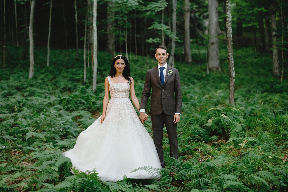 CATSKILLS COUPLE